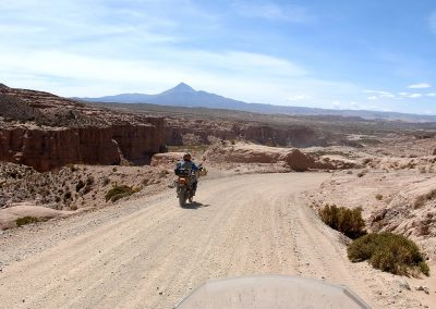 Altiplano roads