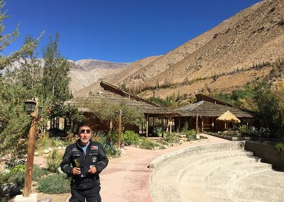 At Valle de Elqui